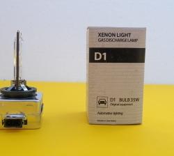 Żarówka Xenon D1S